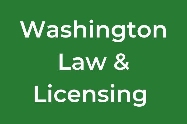Washington Law Licensing Category 400x600 1