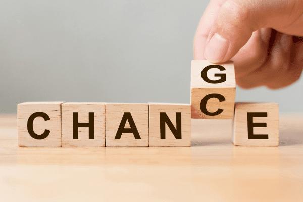 Chance/Change
