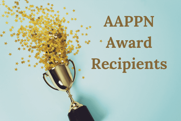 AAPPN Award Recipient