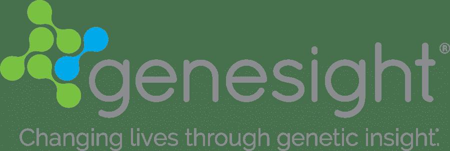 Genesight Logo Tagline